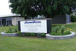 SigmaTron US: Headquarters Midwest Operations EGV